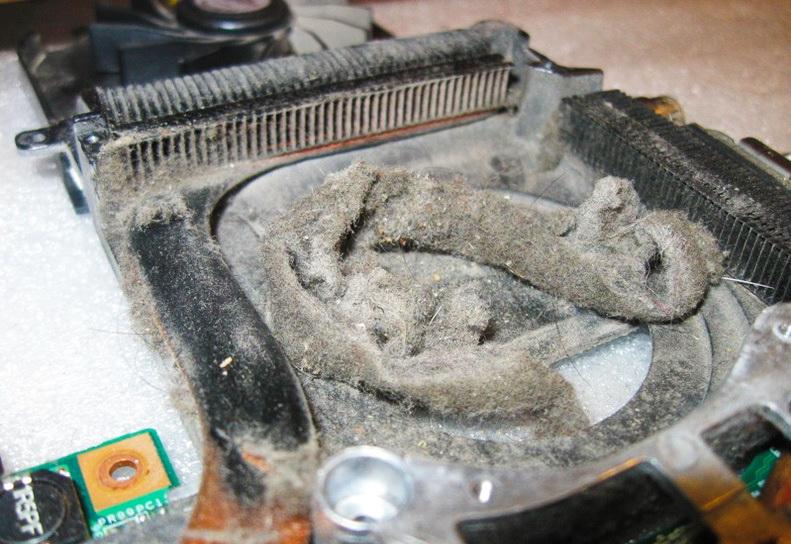 Сколько стоит чистка ноутбука Asus и замена термопасты