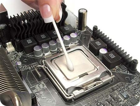 Зачем менять термопасту в 0000000 ноутбуке ?